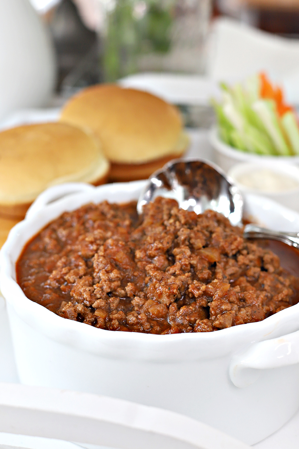 Easy recipe for sloppy joes sandwiches
