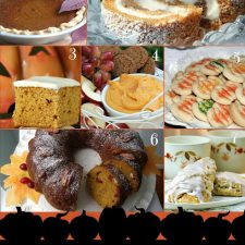 A Patch of Pumpkin Recipes