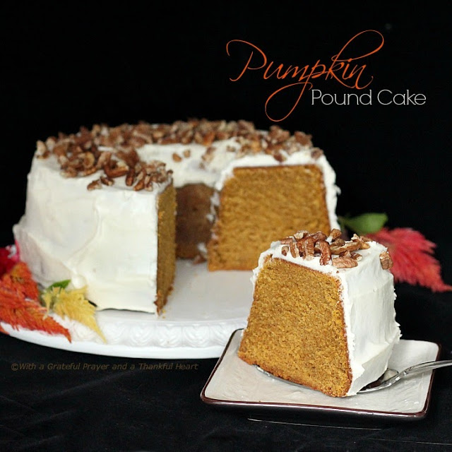 You are sure to find the perfect choice for your holiday dinner in this collection of delicious Thanksgiving desserts including pies, cookies and pumpkin pound cake.