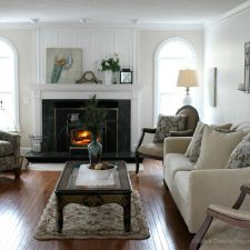 Beautiful New Family Room Seating