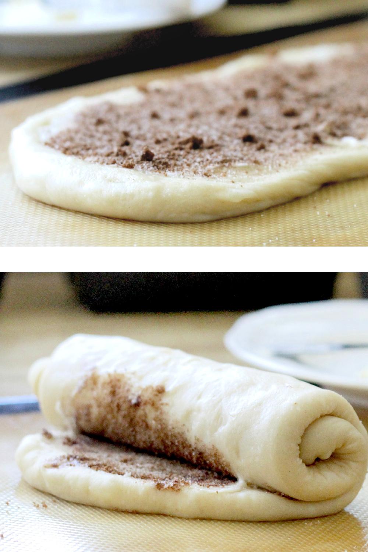 how to make mini cinnamon swirl bread loaves