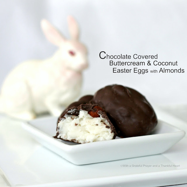 Making Easter chocolate eggs is such an endearing tradition especially when done together with children or grandchildren. Gather up the ingredients, corral some children and make some delicious, chocolate buttercream and coconut Easter eggstogether.