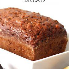 Fig & Date Nut Bread