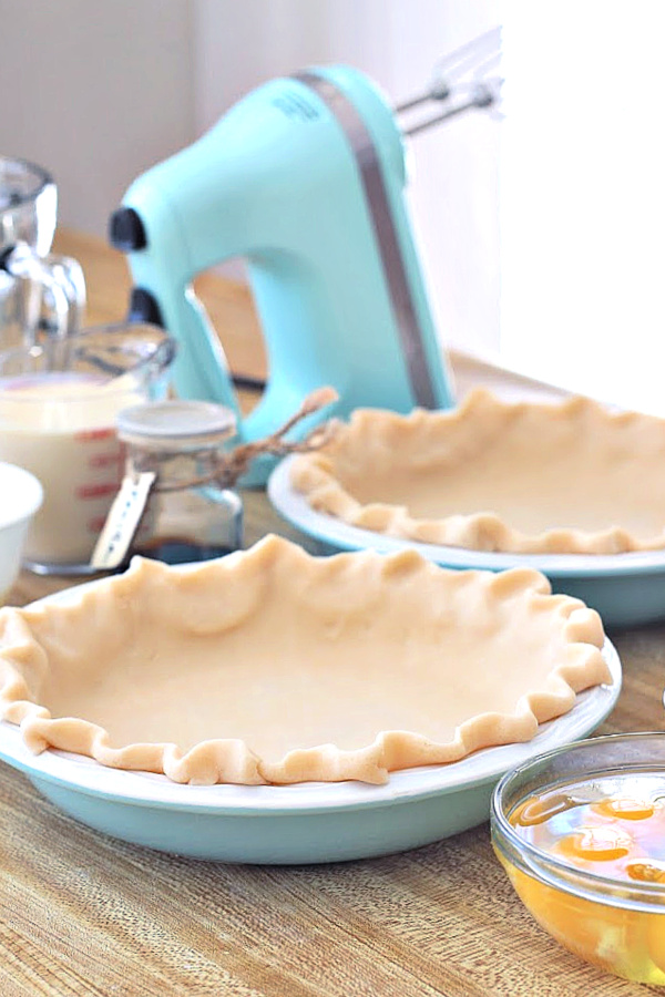 """Decadent Minny's chocolate pie is made popular by the book by Kathryn Socket, """"The Help"""". It is easy to make and perfectly delicious using evaporated milk and other basic ingredients."""