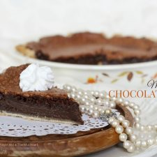 Two Chocolate Pie Recipes from The Help