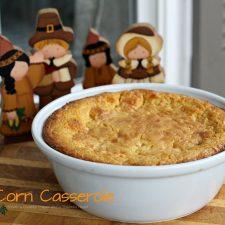 Corn Dish Casserole