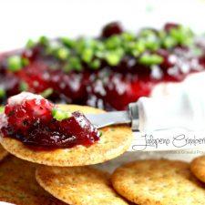 Jalapeno Cranberry Spread