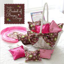 Basket of Bean Bags