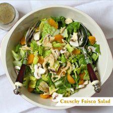Crunchy Frisco Salad