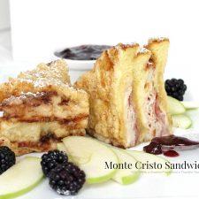 Monte Cristo Sandwich 2-ways