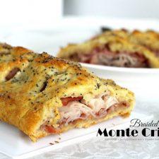 Monte Cristo Crescent Sandwich & Monte Cristo Crescent Braid