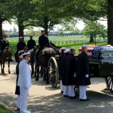 Arlington National Cemetery Funeral