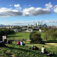 Platform 9 3/4, English Tea, Greenwich and Royal Observatory