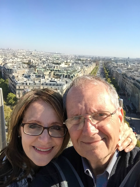 Paris is always a good idea and autumn in Paris is a lovely time of year. Visit the Louvre, Arc de Triomphe, Champs Elysee and street café.