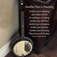 Another Year is Dawning