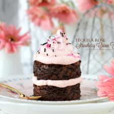 Tequila Rose Strawberry Cream Frosting