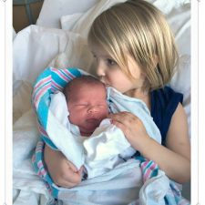 Welcome baby Joelle Elizabeth