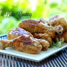 Shake and Bake Coating Recipe and Family/Friend Times