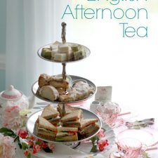 Come Join Me for An English Afternoon Tea