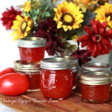 LBI Lighthouse & Tomato Jam Recipe
