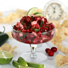 Cranberry Apple & Jalapeno Salsa