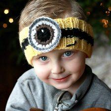 Minion Headband for Jethro