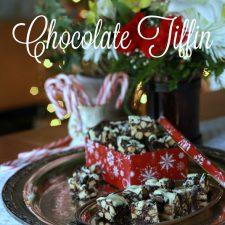McVities Chocolate Tiffin