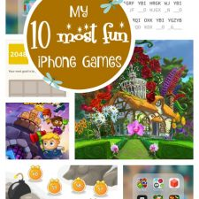 10 Most Fun iPhone Games