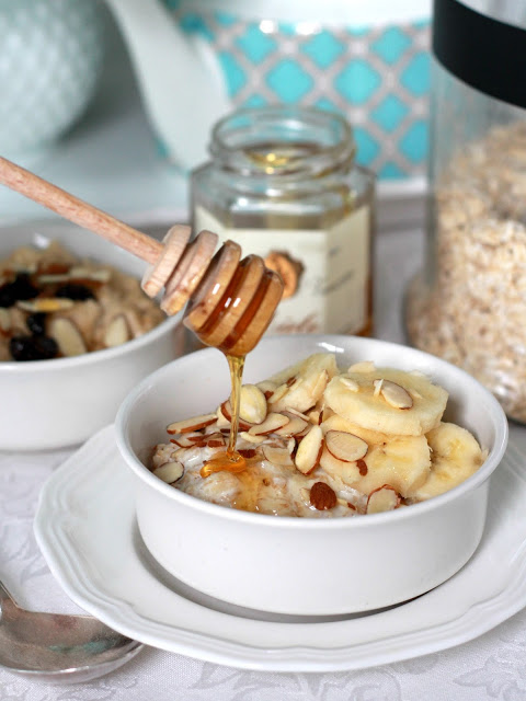 Start the day strong with a breakfast of hot cereals. Easy to prepare farina or oatmeal with your favorite toppings is delicious and cheap to prepare.