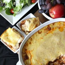 Greek Pastitsio Casserole