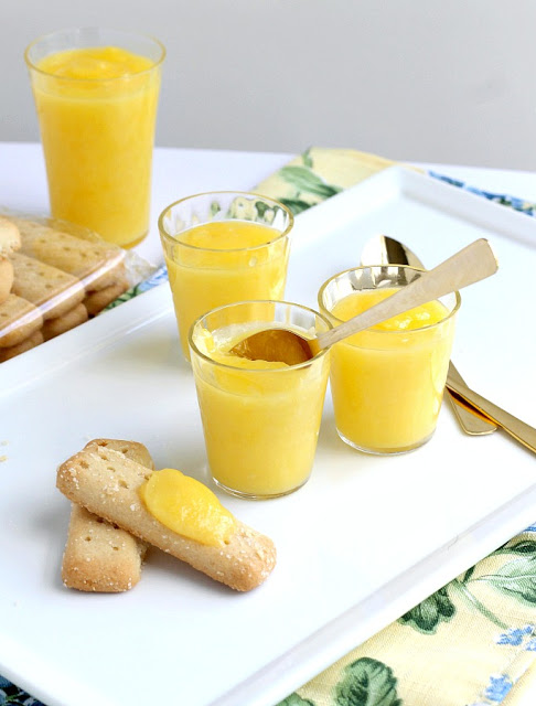 Delicious spread for toast, scones, waffles, cheesecake, muffins or yogurt. Easy, foolproof microwave recipe for making lemon curd in no time.