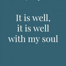 It is Well by Kristene DiMarco, You Make Me Brave