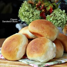 Classic Sandwich Buns