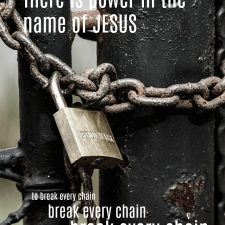 Break Every Chain