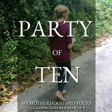 Party of Ten Series: Courage, dear heart
