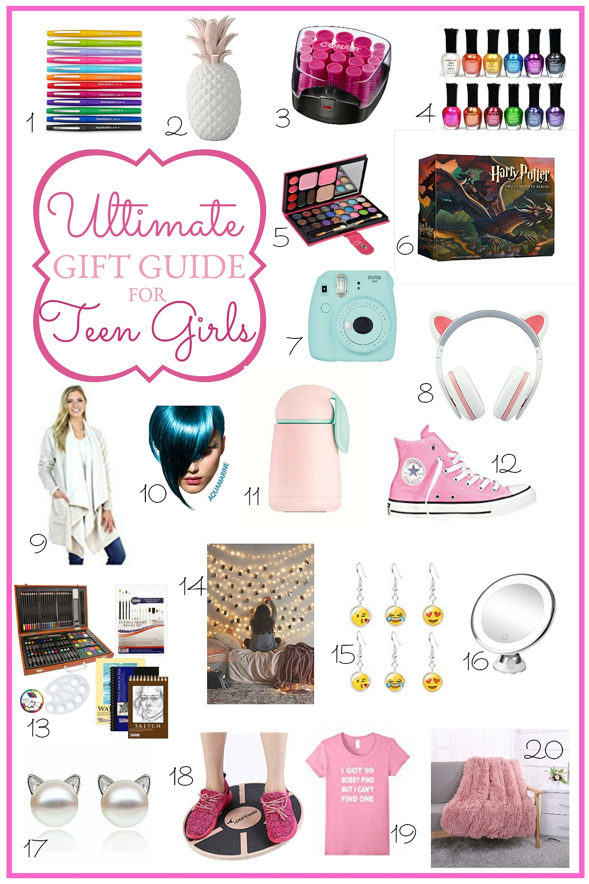 Ultimate Holiday Gift Guide For Teen Girls Chosen By 14 Year Old Christmas Or