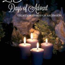 25 Days of Advent: Creation through Ascension