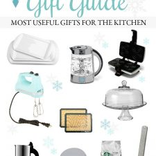 Holiday Gift Guide, Most Useful Gifts for the Kitchen