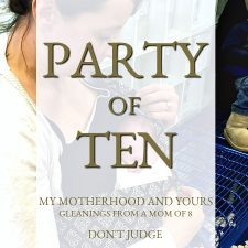Party of Ten Series: Don't Judge