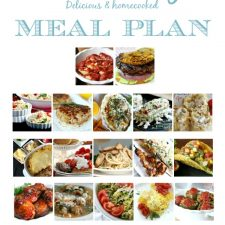 February Meal Planner