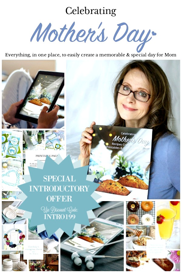 Planning the Perfect Mother's Day celebration is so easy with a collection of yummy brunch recipes, handmade craft projects, helpful gift guides and heartwarming printables for kids, games, love notes, gift tags, letters and food toppers. Make Mom feel totally loved and appreciated using this guide.