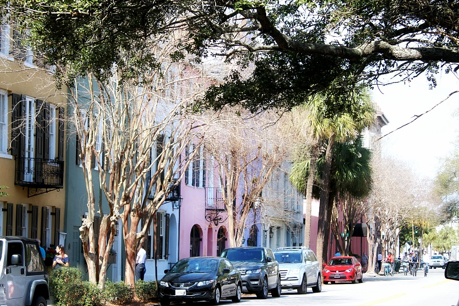 Beautiful Charleston, South Carolina,was founded in 1670 as Charles Town, honoring King Charles II of England. Stroll the streets with us on our family's first visit to America's Most Friendly City. See the markets, the history, the stately homes and where we ate during our family vacation.