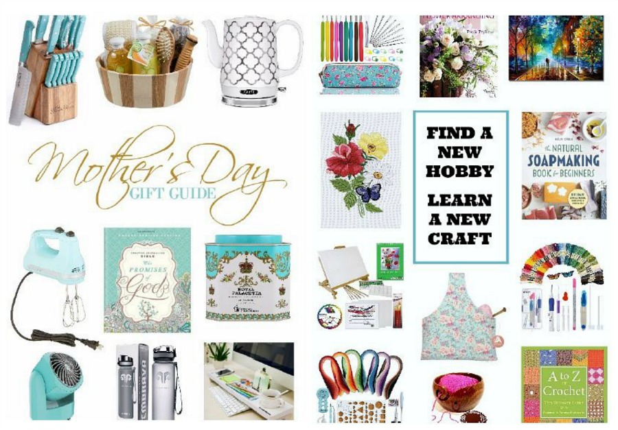 Mother's Day Gift Giving shopping guides