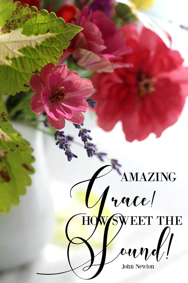 The words by John Newton in his beloved hymn, Amazing Grace never cease to move and humble with itsmessage that forgiveness and redemption are possible regardless of sins committed through the mercy of God.