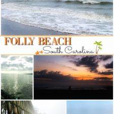 Charleston and Folly Beach Getaway