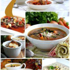 7 Favorite Easy Autumn Soup Recipes