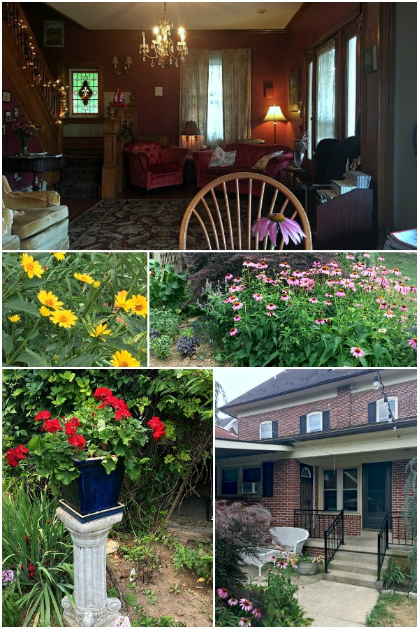 Harvest Moon Bed & Breakfast in New Holland, Lancaster County, close to the Amish and Mennonite farms is a cozy retreat with lovely breakfasts made by an engaging and personable inn keeper. A great alternative to hotel lodging.
