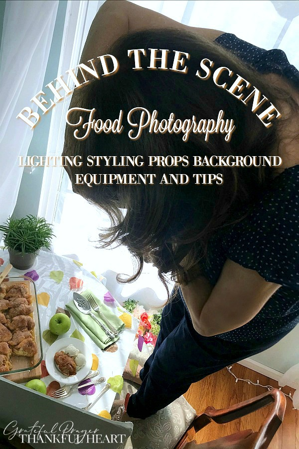 Get great food photography shots that look amazing. Tips for styling, lighting, backgrounds, props, camera equipment and a behind the scenes peek at a food blogger. Easy photo editing with PicMonkey.