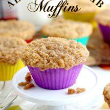 Allspice Crumb Muffins