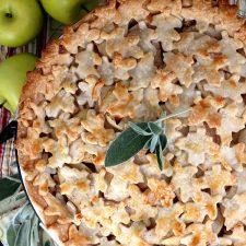 Pork and Apple Pie